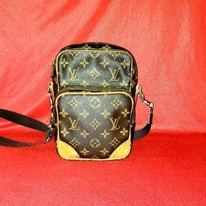 Louis Vuitton Amazon Crossbody Shoulder Bag